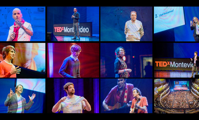 Videos disponibles de TEDxMontevideo 2015
