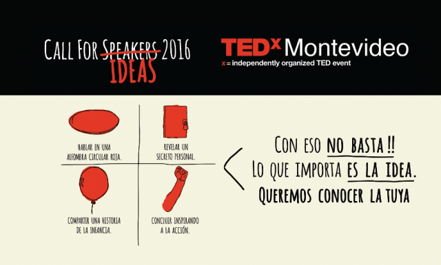 Call For Speakers (Ideas) 2016