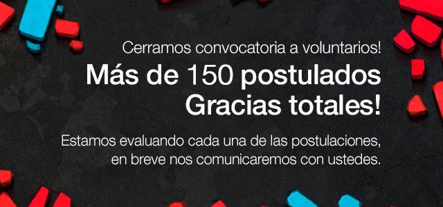 Voluntarios TEDxMontevideo 2016